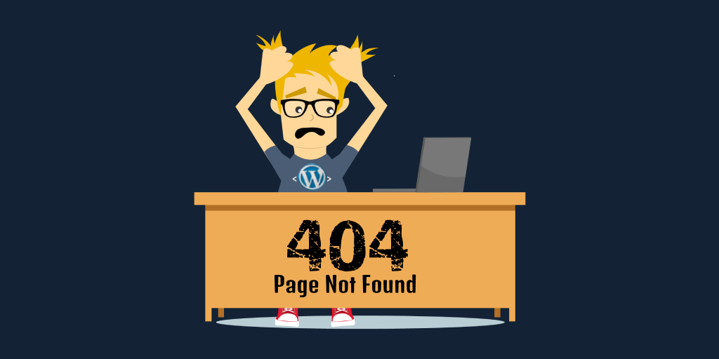 How to create custom 404 Error Page in WordPress