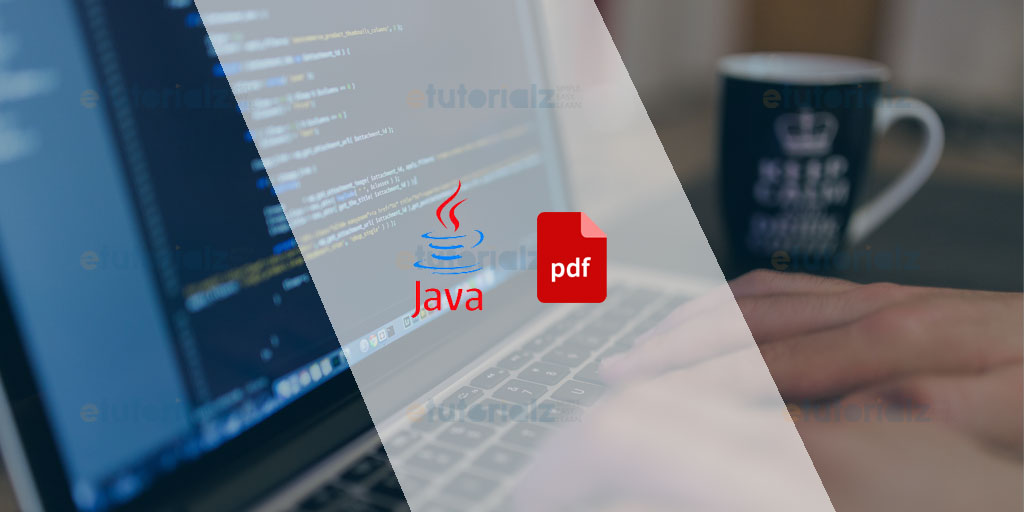 How to generate dynamic pdf file in java application